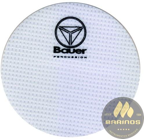 Pad Kick de Bumbo para Pedal Simples BAUER Torelli Poliester BAU083