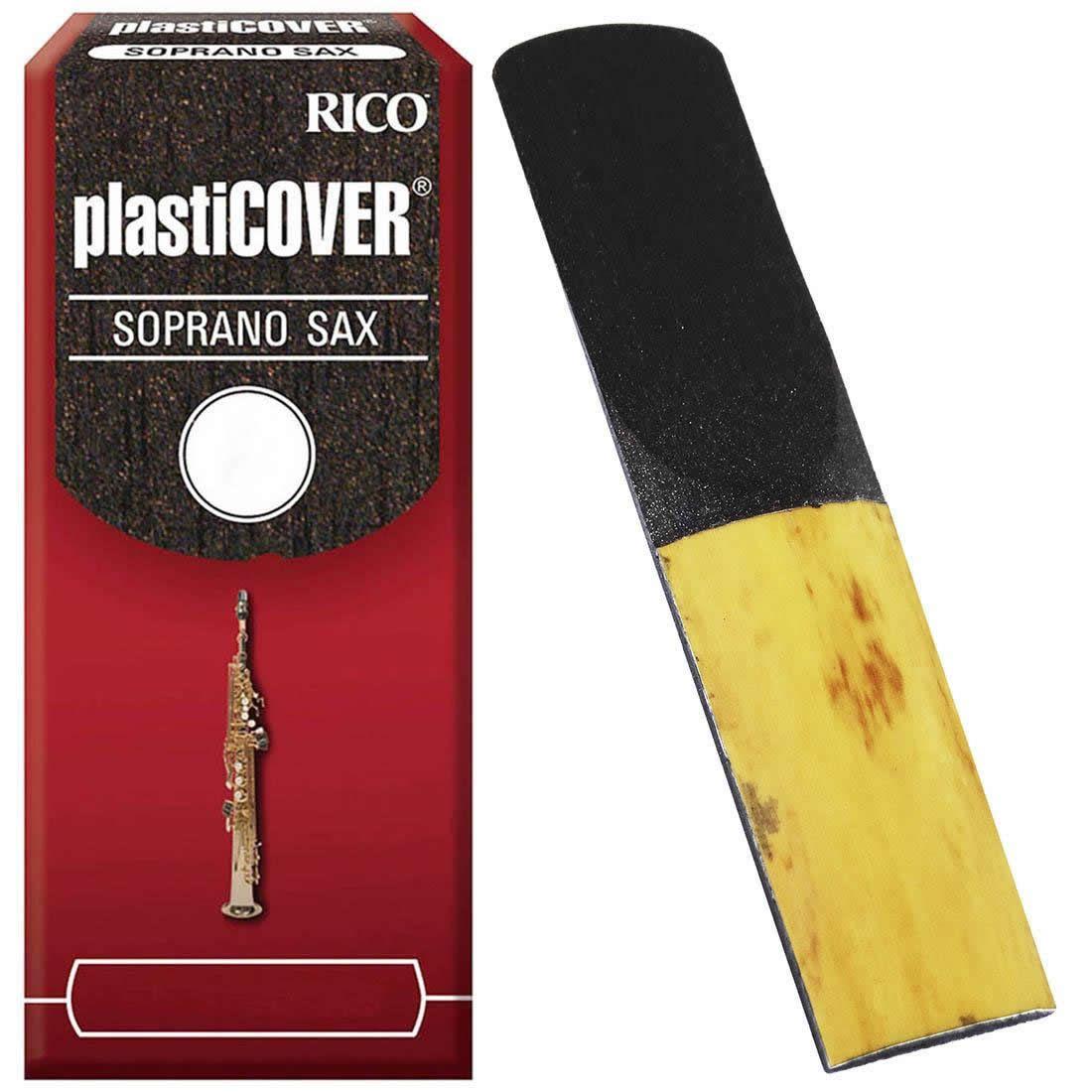 Palheta PLASTICOVER Sax Soprano 2