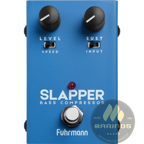Pedal FUHRMANN Bass Compressor SLAPPER BS20