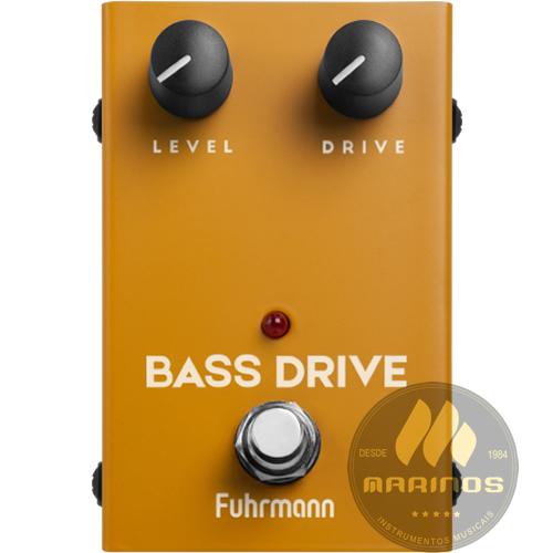 Pedal FUHRMANN Bass Drive BD20