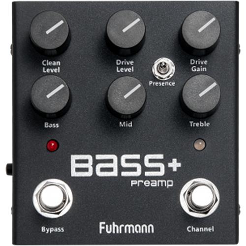 Pedal FUHRMANN Bass + PREAMP BA01