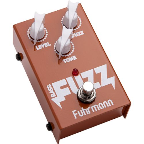 Pedal Fuhrmann BF02 Bass Fuzz