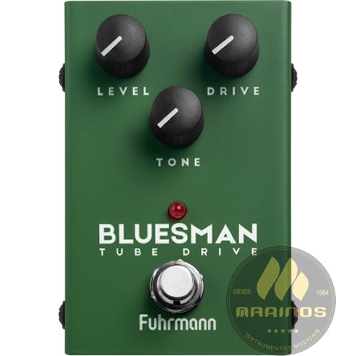 Pedal FUHRMANN Bluesman TD20
