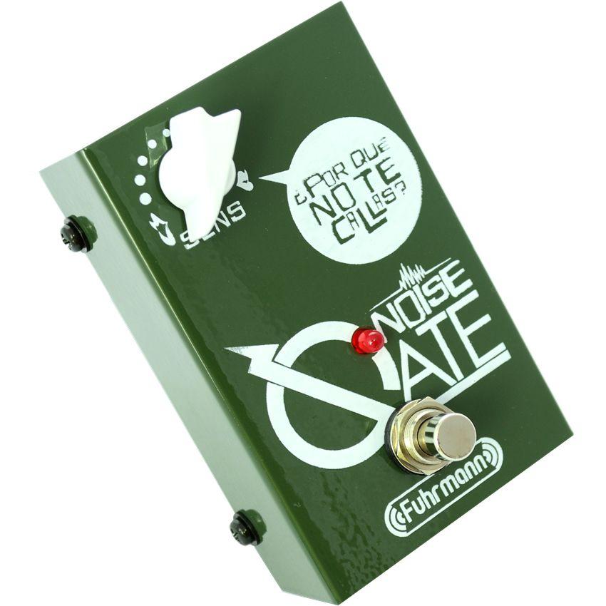 Pedal Fuhrmann Guitarra Eliminador Ruídos Noise Gate