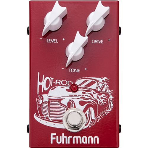 Pedal FUHRMANN Hot Rod HR01