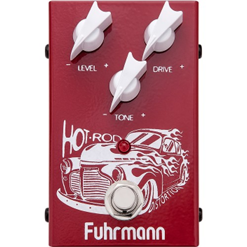 Pedal FUHRMANN Hot Rod HR01