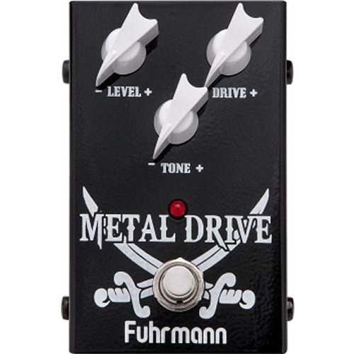Pedal FUHRMANN Metal Drive MT02