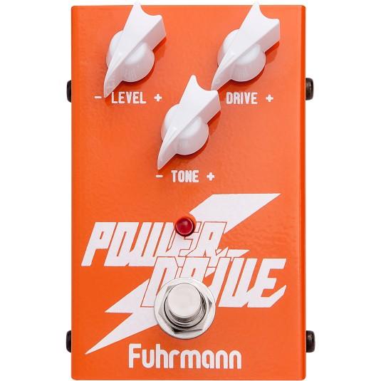 Pedal FUHRMANN Power Drive PD02
