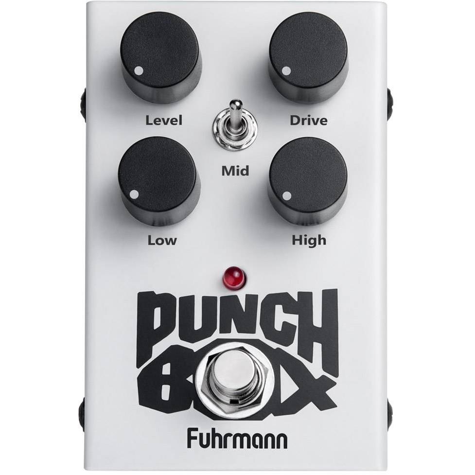 Pedal FUHRMANN Punch Box II PB02