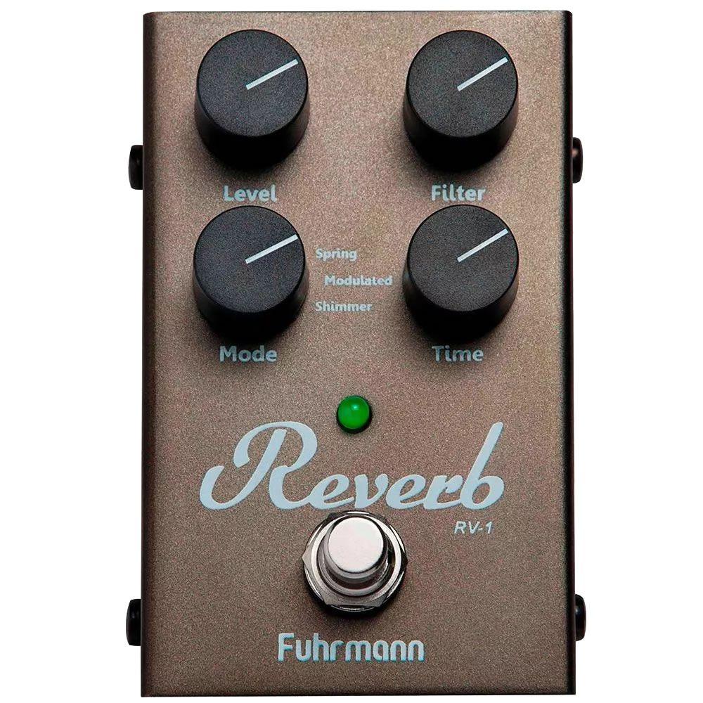 Pedal FUHRMANN Reverb RV01