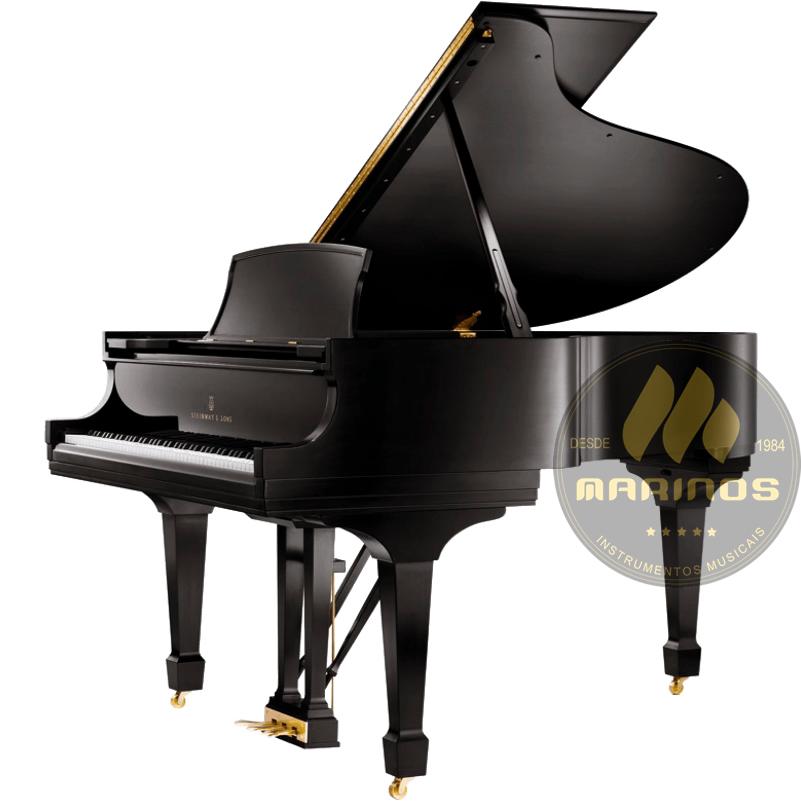 Piano Acústico de Cauda Steinway & Sons O New York 1,80m