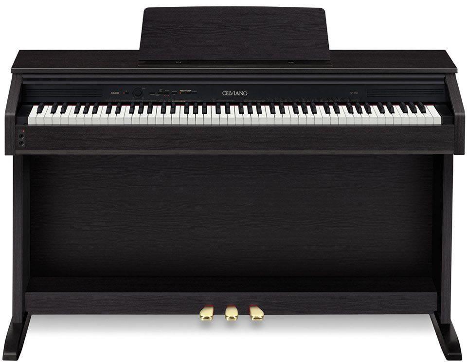 Piano CASIO Celviano AP-260 BK Preto