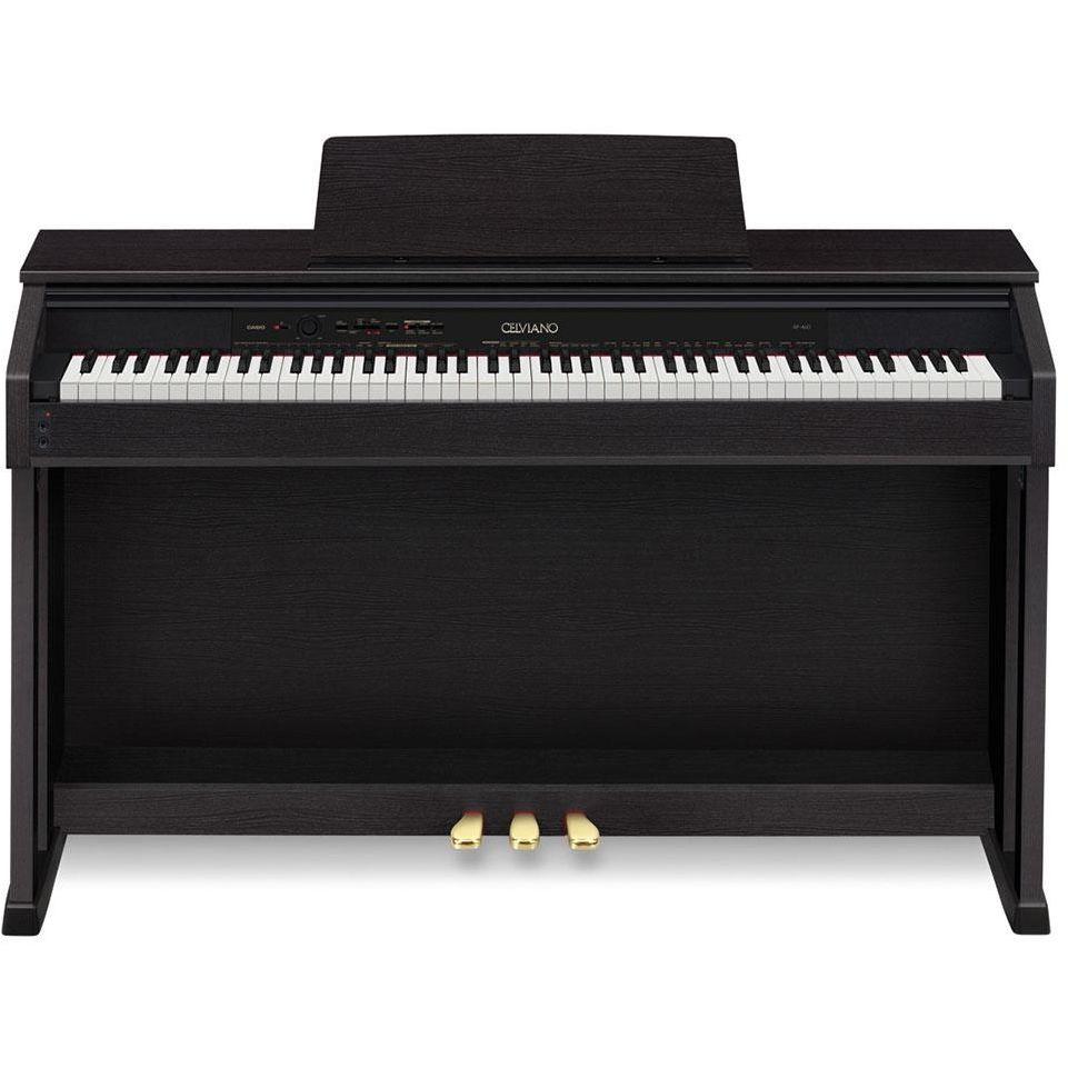 Piano CASIO Celviano AP-460 BK Preto