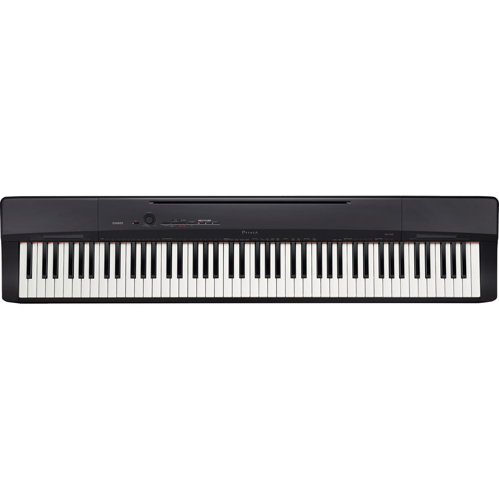 Piano CASIO Privia PX-160 BK Preto