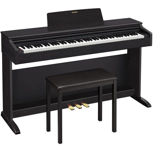 Piano Digital CASIO Celviano AP 270 BK Preto