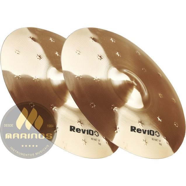 Prato ORION REV 10 Chimbal Hi-Hat 14
