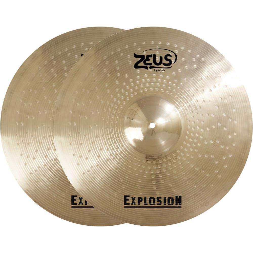 Prato ZEUS Explosion B20 Chimbal Hi-Hat 14
