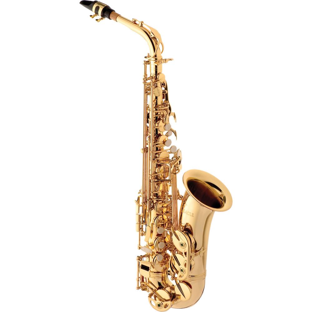Saxofone Alto EAGLE Mib SA501 Laqueado