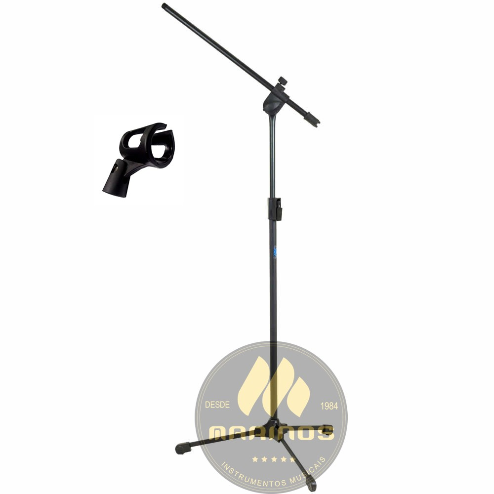 Suporte ASK Microfone Retrátil TPS + Cachimbo