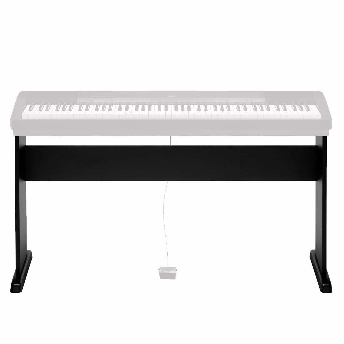 Suporte CASIO Piano Linha CDP CS-44P BK Preto