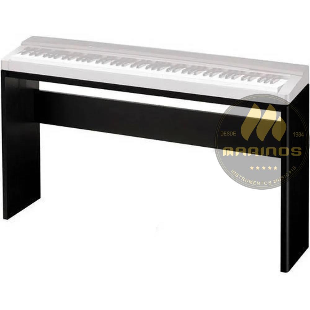 Suporte CASIO Piano PX-S1000 PX-S3000 CS-44P BK Preto
