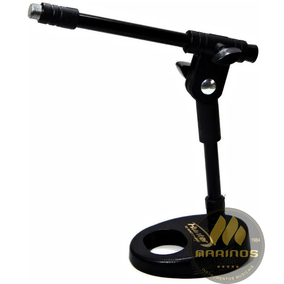 Suporte de Mesa HUNTER Torelli Microfone HPM56