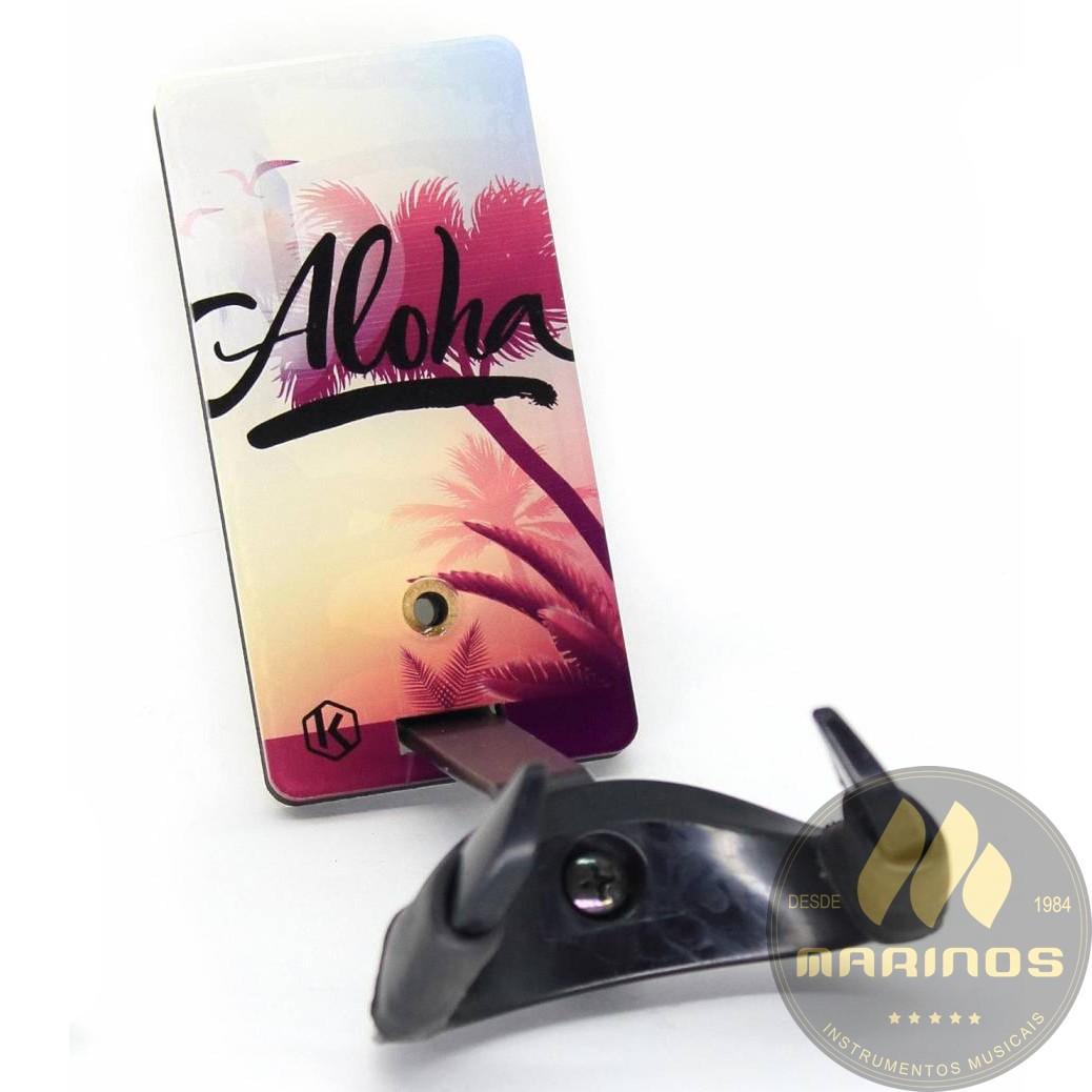 Suporte De Parede ASK Violão Guitarra Baixo AGD10 ALOHA