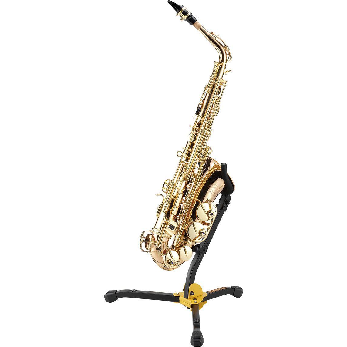 Suporte HERCULES Sax Alto Tenor Travlite DS530B