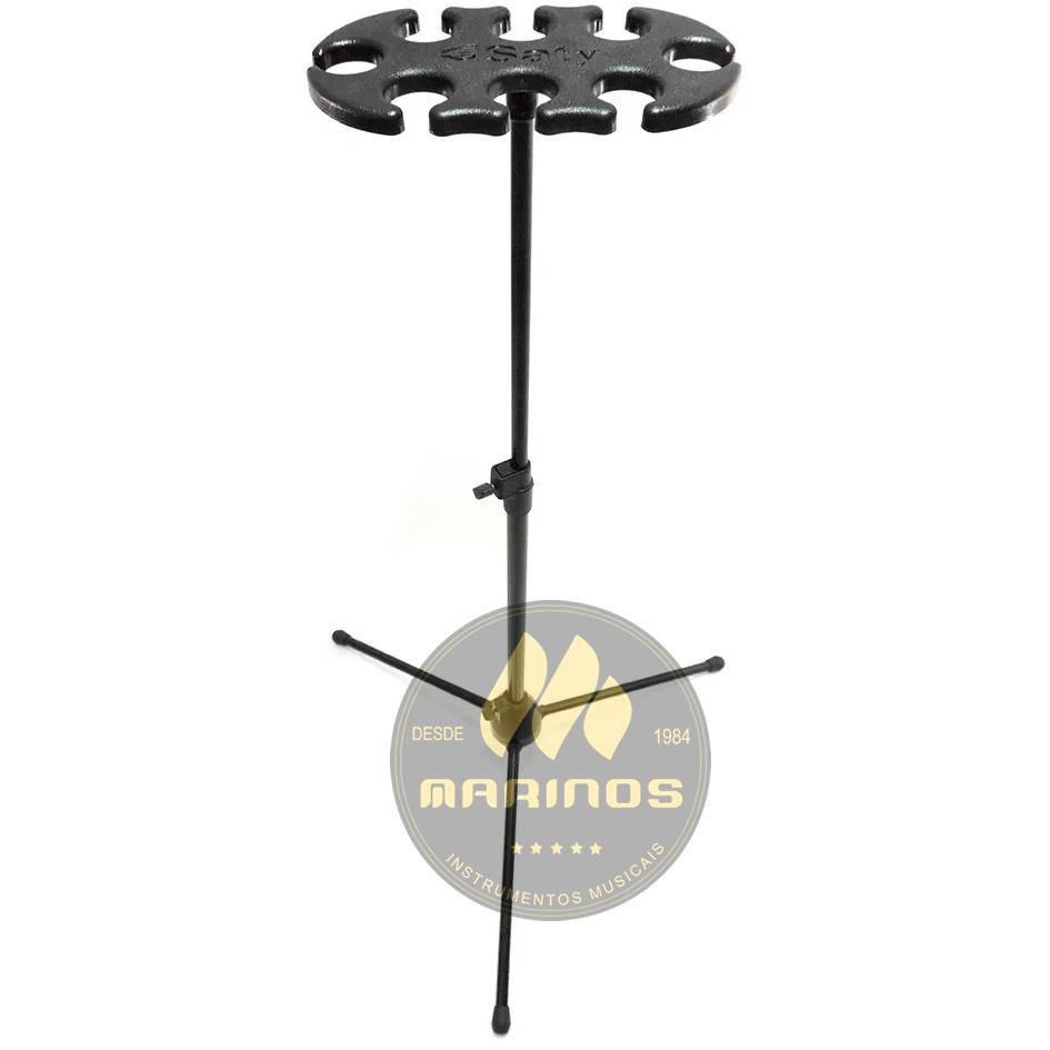 Suporte SATY Microfone ARARA 8 PM08