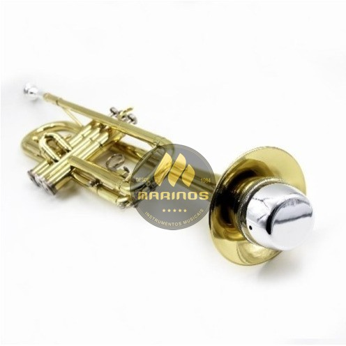 Surdina para Trompete TORELLI Alumínio STRAIGHT MUTE TA113