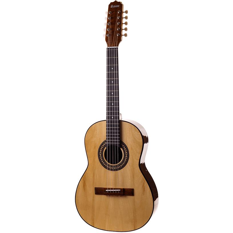 Viola Caipira ROZINI Clássica Acústica RV155 ACN Natural