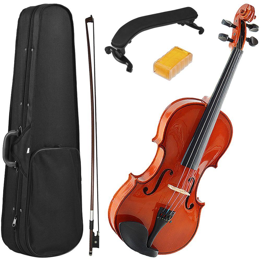 Violino MARINOS 3/4 MV-34 Classic + Espaleira MEA-056