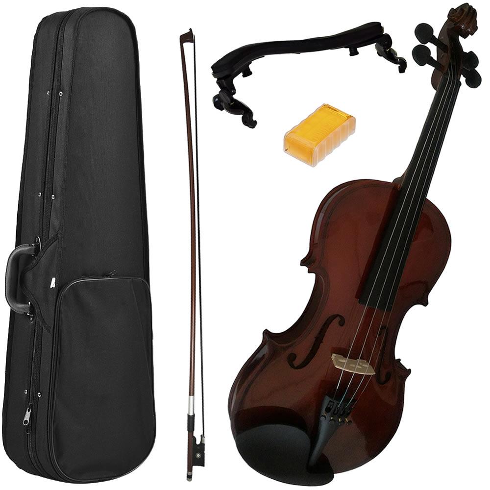 Violino MARINOS 4/4 MV-44 Germany + Espaleira MEA-056