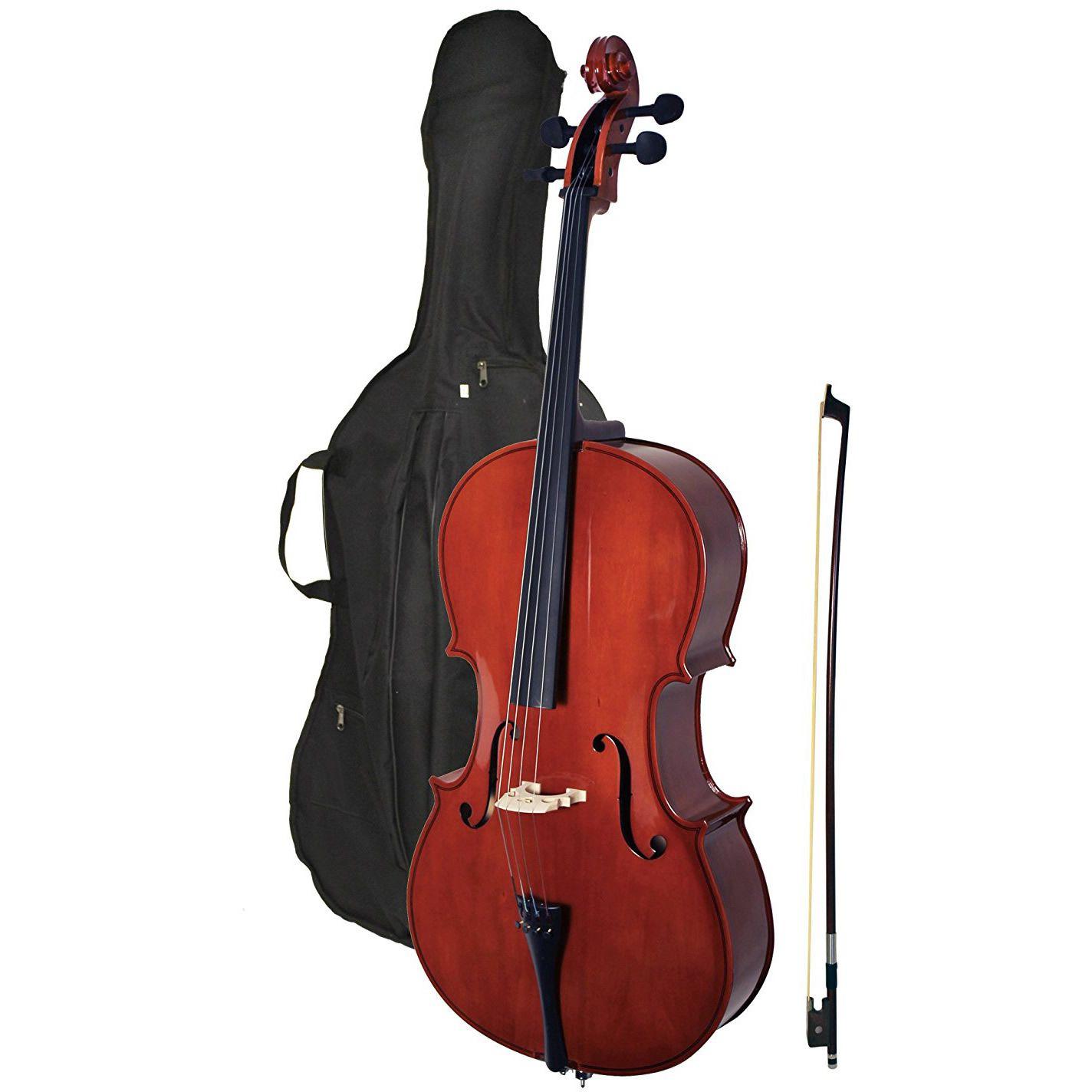 Violoncelo MARINOS Arco Capa 4/4 MC-706 Classic