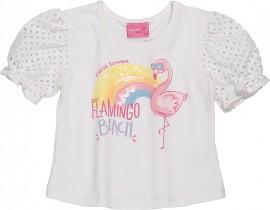 Blusa Flamingo Momi