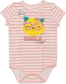 Body Smile Listrado Momi Baby