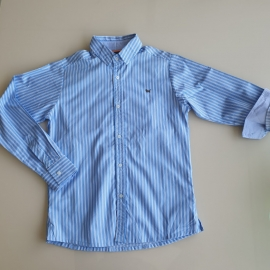 Camisa listras Um mais Um