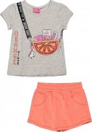 Conjunto Orange Momi Mini