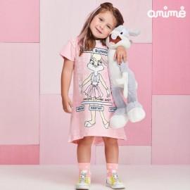 Vestido Lola Bunny Animê