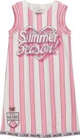 Vestido Summer Season Animê
