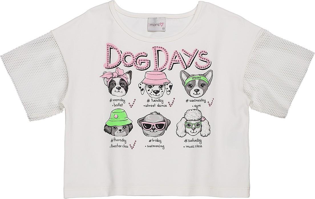 Blusa Dog Days Momi