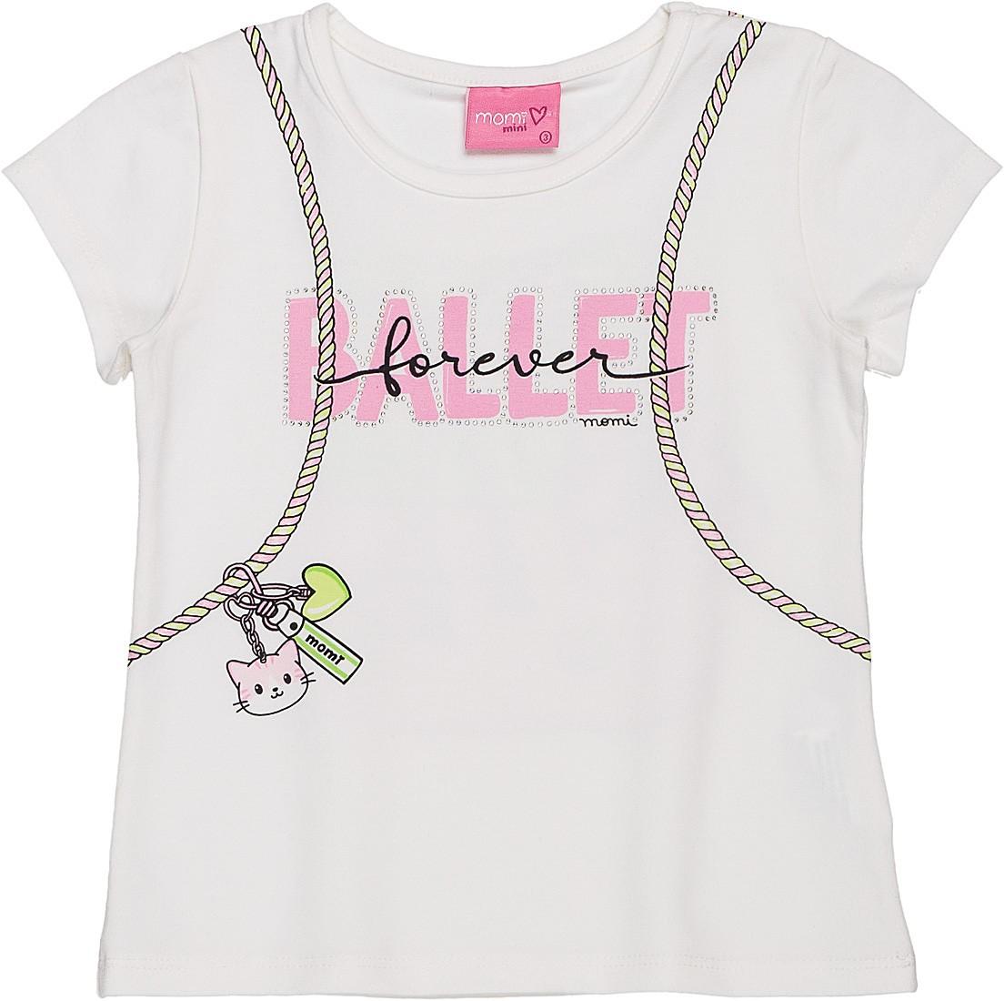 Blusa mochila Ballet Momi Mini