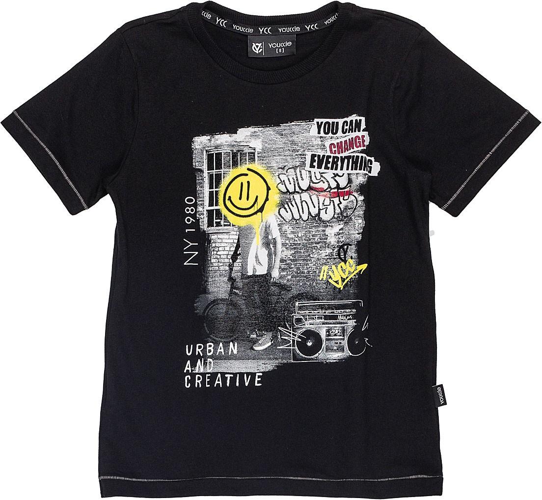 Camiseta Estampada Youccie