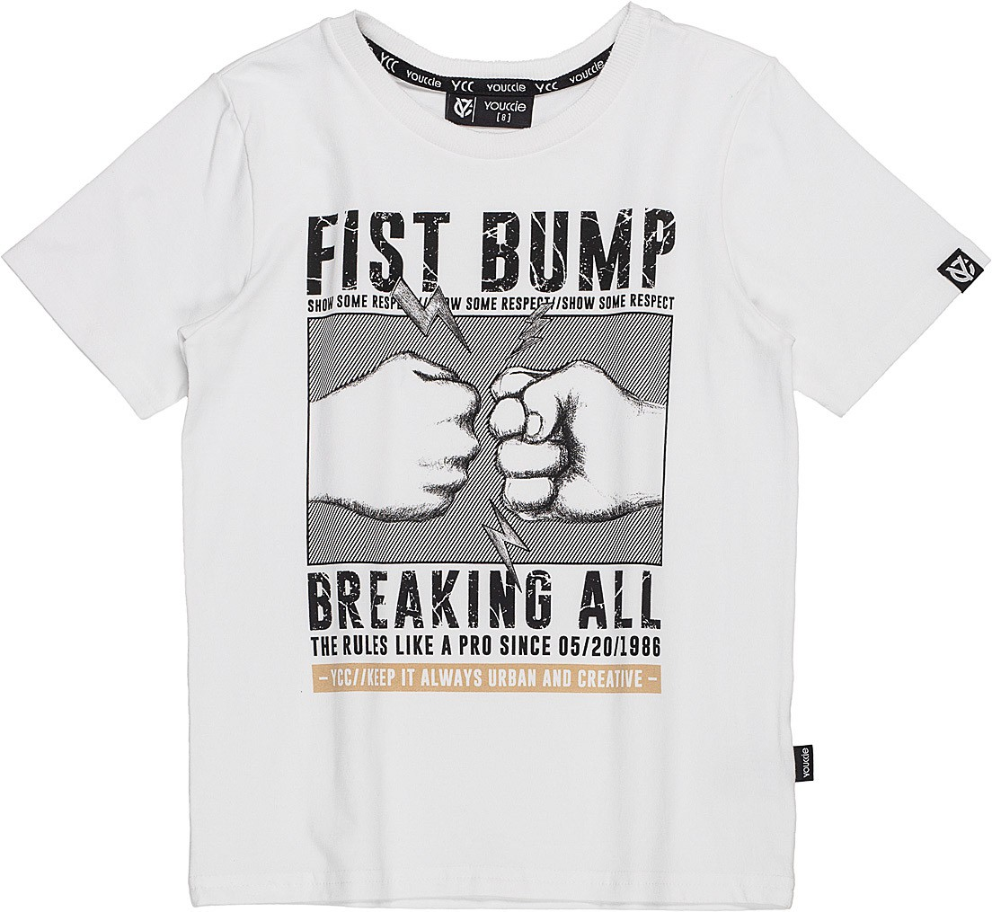 Camiseta First Bump Youccie