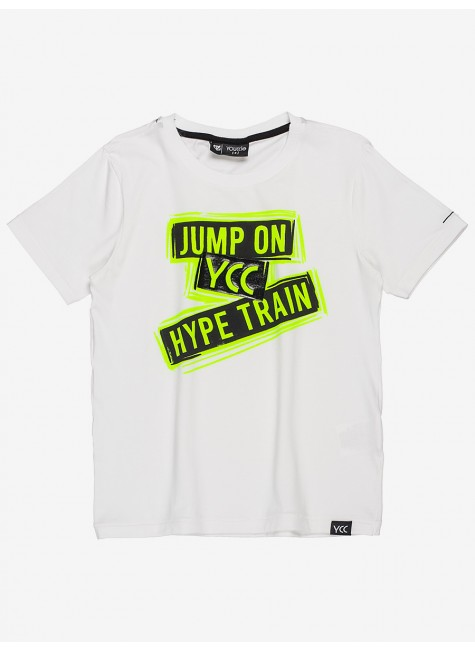 Camiseta Jump On Youccie