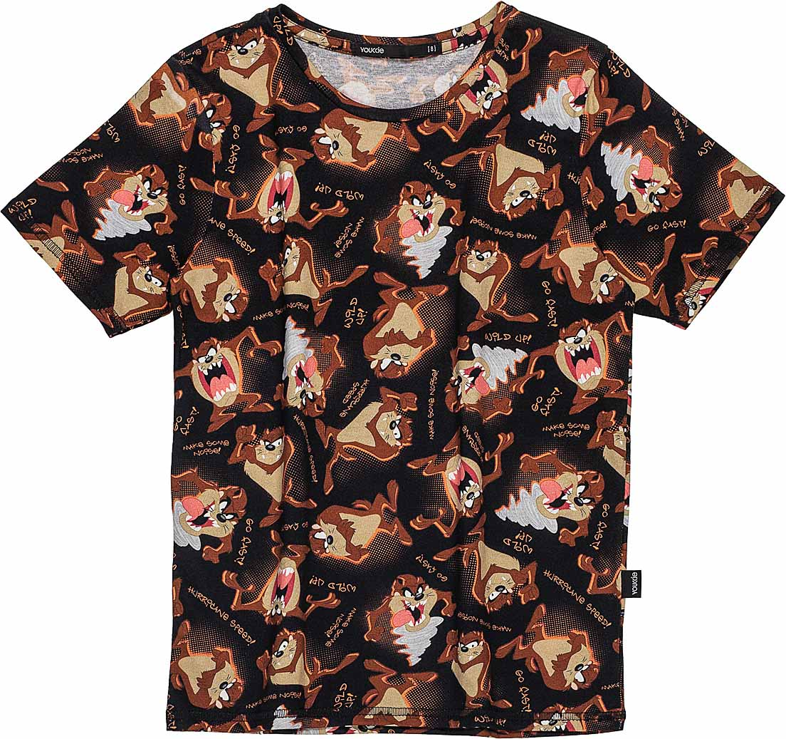 Camiseta Taz Mania Youccie