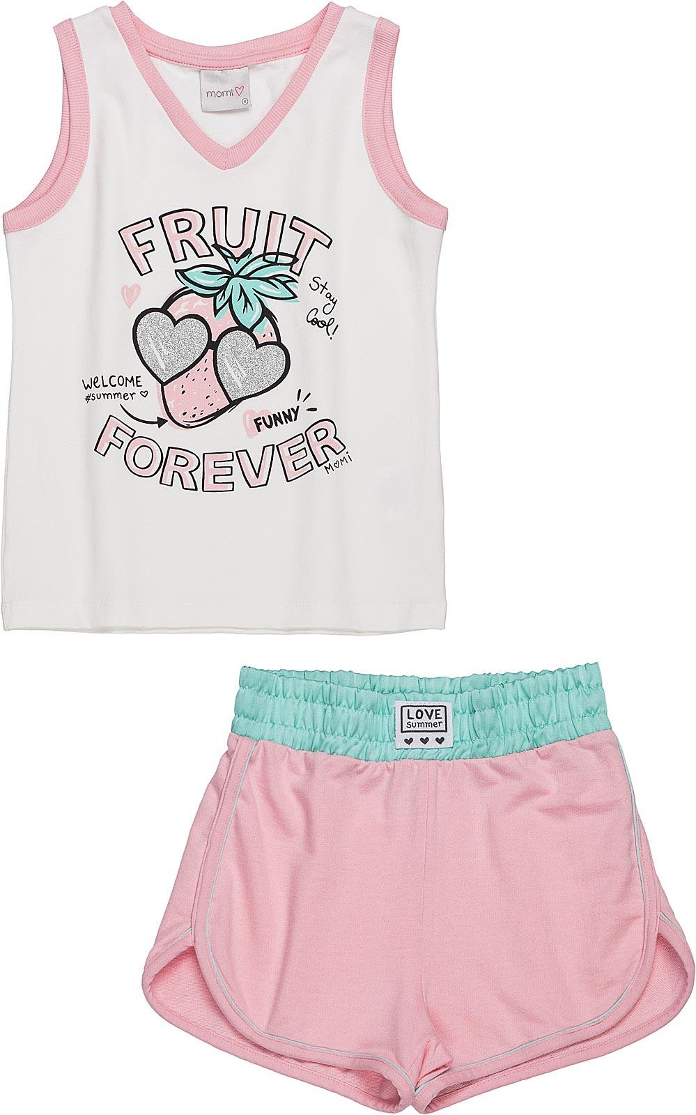 Conjunto Fruit Momi