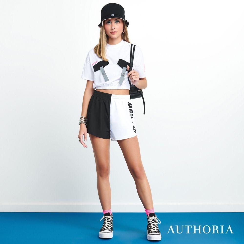 Shorts Bicolor Authoria