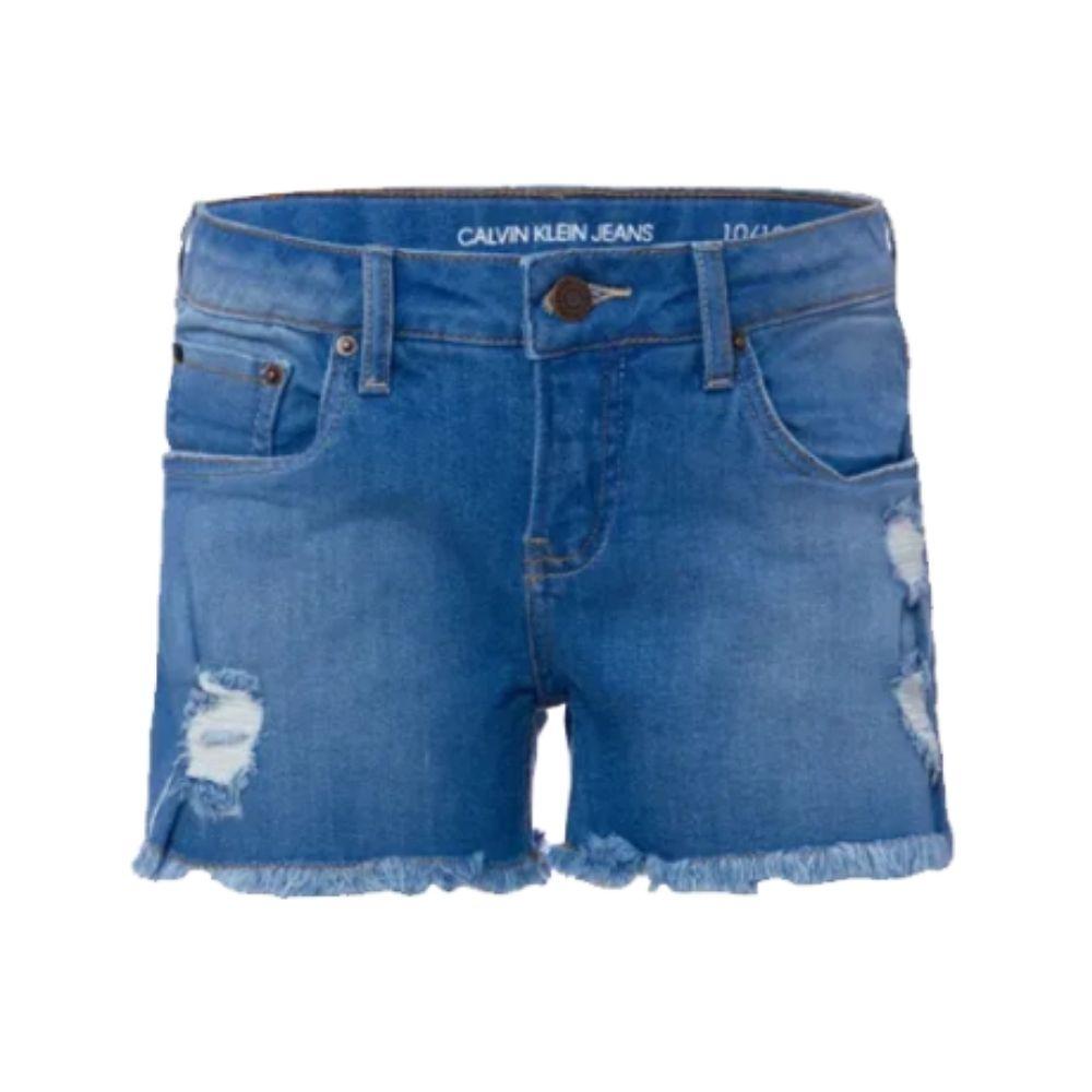 Shorts Destroyed Calvin Klein