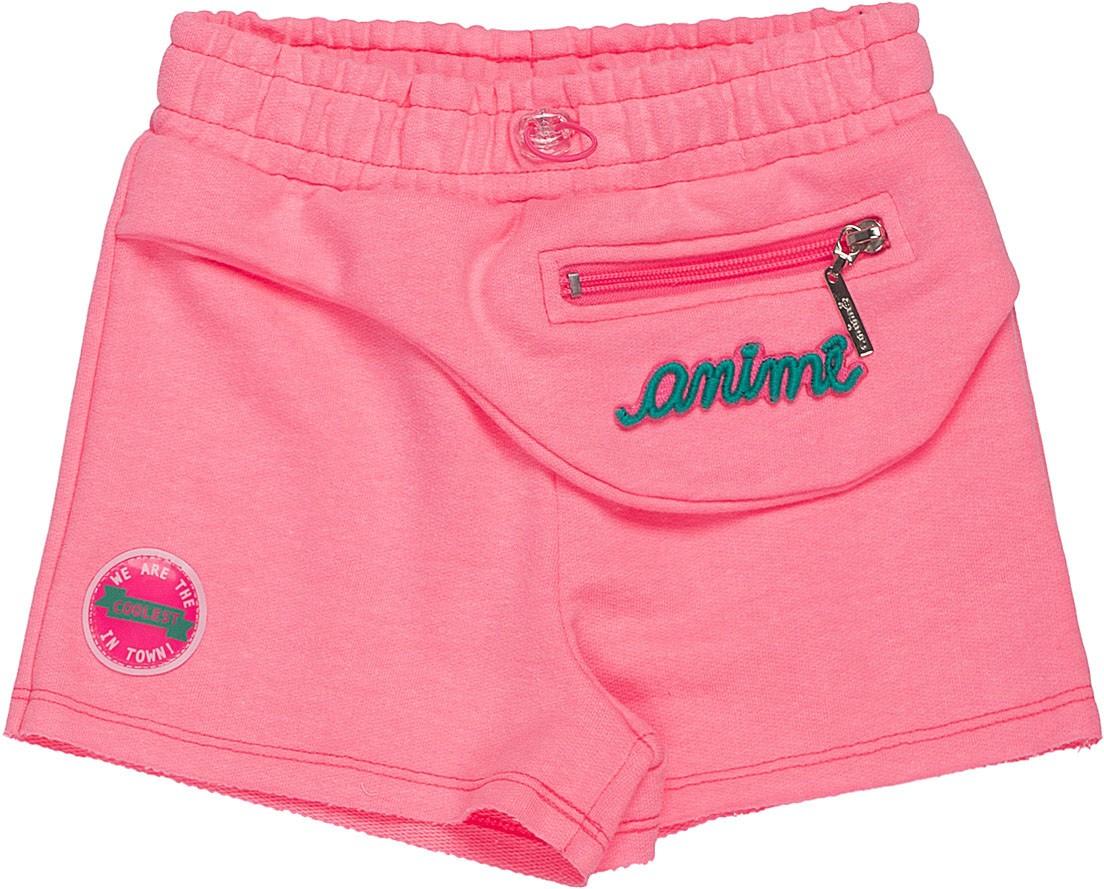 Shorts Pochete Animê Petite